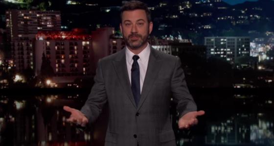 Jimmy Kimmel on the Oscars: 'It was the weirdest TV finale since 'Lost''