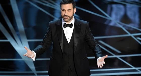 Jimmy Kimmel Twitter: Oscars Host Tweets At President Donald Trump During 2017 Academy Awards