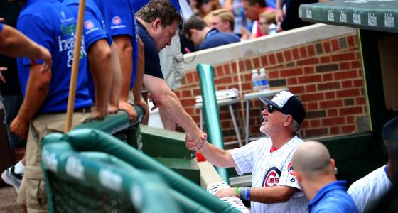 Joe Maddon's TV appearance curbed by scheduling conflict