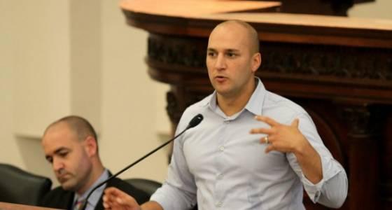 Joe Schiavoni makes run for governor official