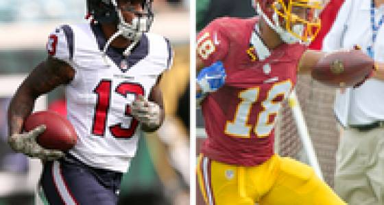 Josh Doctson, Braxton Miller among Year 2 breakout candidates on offense