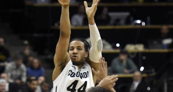 Josh Fortune aims for one last flurry of 3-pointers for CU basketball