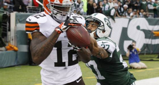 Josh Gordon applying for reinstatement: Buster Skrine previously open to him joining Jets