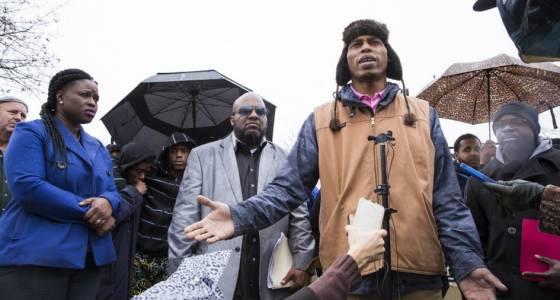 Judge tosses charges against one of four involved in Fourth Precinct protest shooting