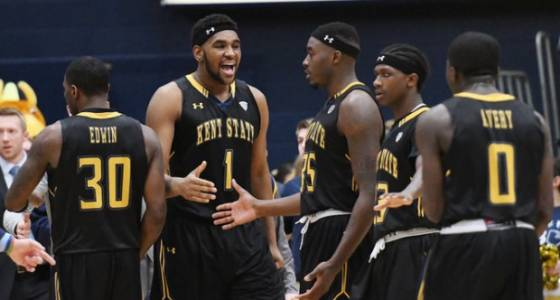 Kent State comes back to beat Ohio University, 70-67