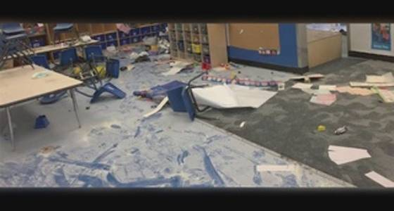 Kids, ages 7 to 11, accused of ransacking San Pedro daycare, causing thousands of dollars in damage