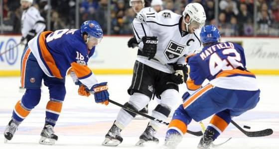 Kings, Isles should be selling, not buying