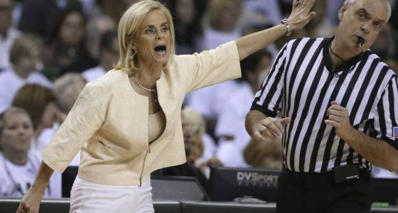 'Knock them ... in the face', Baylor coach says of parents afraid to enroll daughters