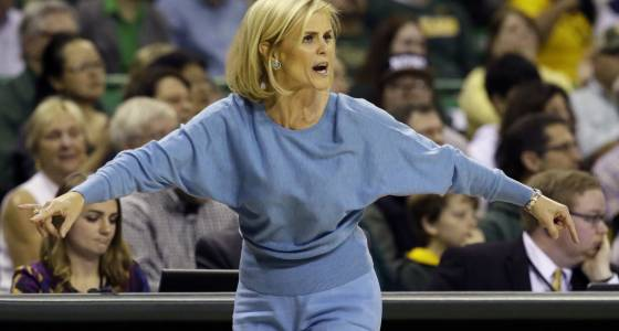 'Knock them right in the face': Baylor coach's tone-deaf message on sexual assault scandal