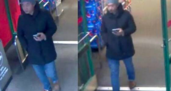 Know him? Police say he scammed elderly woman in Target gift card scheme