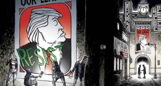 Kristof: Fight Trump, not his voters