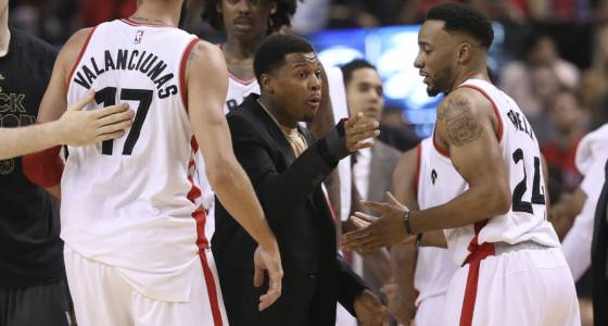 Kyle Lowry out for at least rest of regular season | Toronto Star
