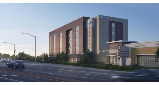 Lake Forest could get 5-story Marriott Hotel in renovated Gateway Center