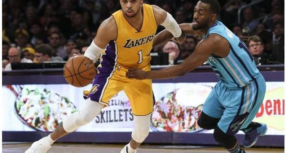 Lakers encouraged despite loss to Kemba Walker, Hornets