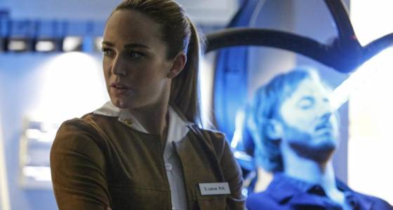 'Legends Of Tomorrow' Season 2 Spoilers: Caity Lotz Reveals Whether Sara Will Let Rip Become Captain Again