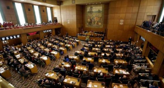 Legislative countdown: PERS reform proposal (Editorial)