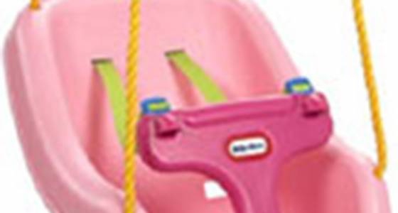 Little Tikes recalls 540,000 swings due to faulty seat