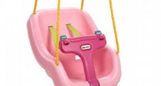 Little Tikes recalls 540K toddler swings after 39 injuries