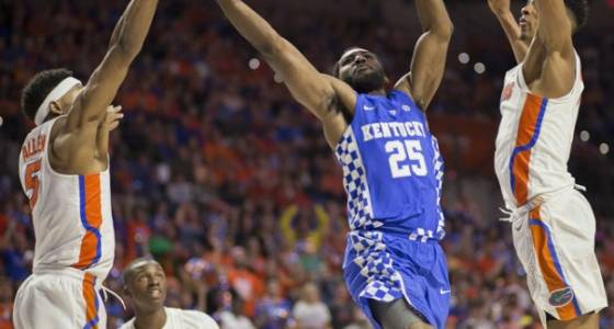 Live score updates: Florida Gators vs Kentucky Wildcats time, TV channel, live stream