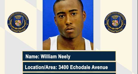 Man, 19, wanted in Northeast Baltimore killing, police say