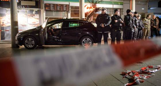 Man who drove into pedestrians in Germany held for suspected murder | Toronto Star