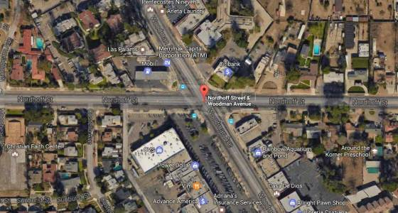 Man wounded in Panorama City car-to-car shooting