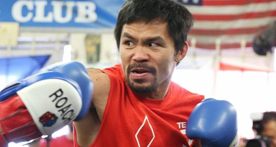 Manny Pacquiao vs. Amir Khan: Net Worth And Previous Match History As Fighters Announce Bout Date