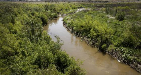 Massive sewage spill flows into US from Mexico