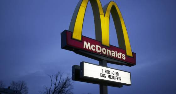 McDonald's aims to win customers back with mobile ordering, delivery