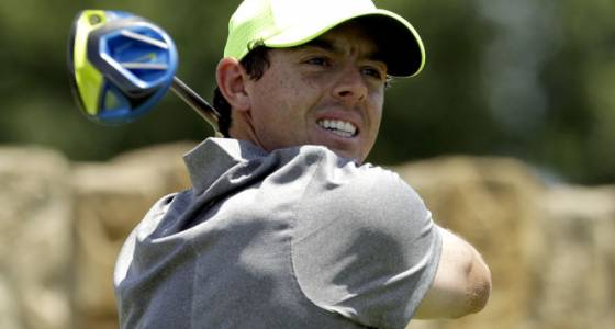 McIlroy defends decision to golf with Trump