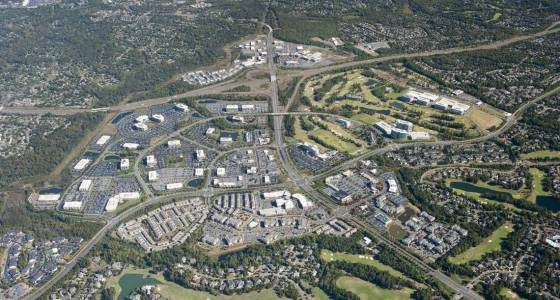 Mega-deal: Ballantyne Corporate Park sold to New York investors