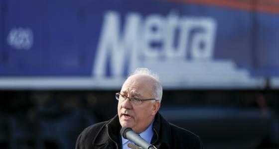 Metra's deep pockets: Yours