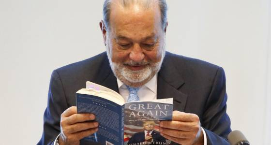 Mexican billionaire Carlos Slim is poorer in Trump era but a lot more popular | Toronto Star