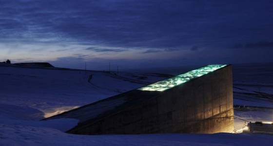 Middle Eastern seed bank re-deposits backups into Svalbard's doomsday vault