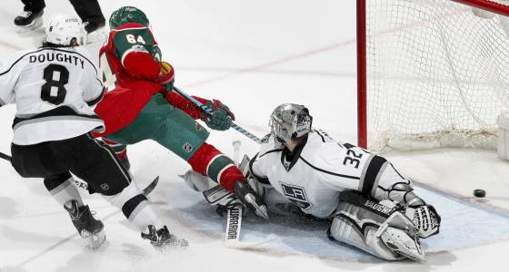 Mikael Granlund scores 12 seconds into OT, lifts Wild over Kings