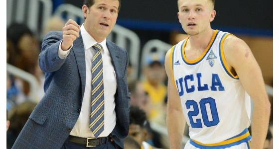 Miller: What a difference a year makes for UCLA's Bryce and Steve Alford