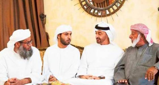 Mohammad visits martyrs' homes, offer condolences