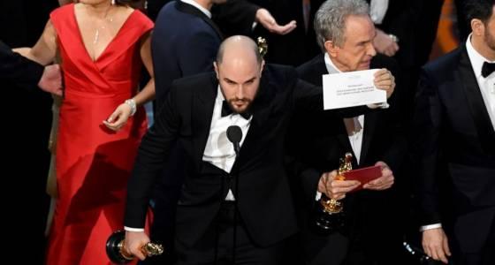 'Moonlight' wins very best image after 'La La Land' mistakenly announced