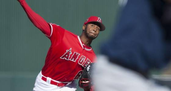 Move to bullpen just part of the transformation for Angels pitcher Keynan Middleton