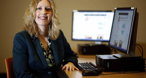'Mover and shaker' Elgin librarian develops free web resource