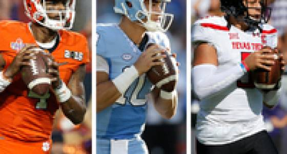 MTS notebook: Browns most likely to draft QB of teams in top 12