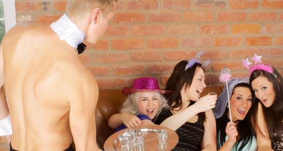 Naked butler reveals all about his wealthy clients