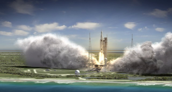 NASA's Mission To Mars: Space Agency Begins Feasibility Study On Adding Crew To SLS' First Flight