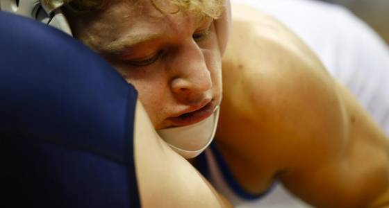 Nazareth's Cade Wilson ready to step into spotlight at D-11 3A wrestling