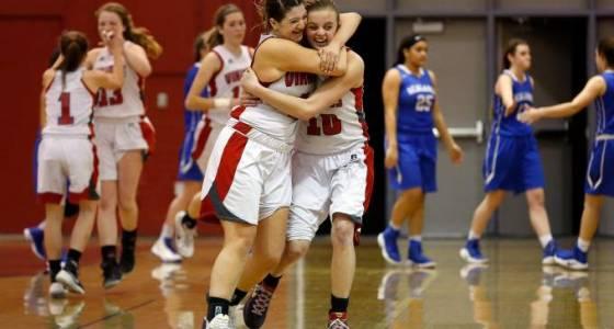 NCS basketball roundup: Montgomery, Cardinal Newman girls reach title games
