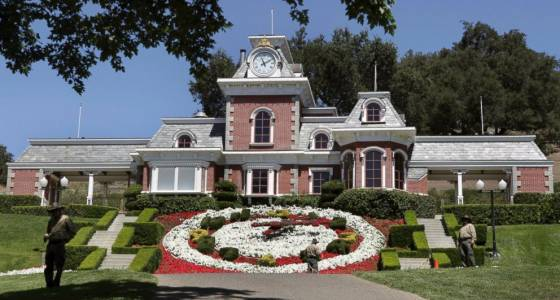 Neverland Ranch, now Sycamore Valley Ranch, is re-listed for $67 million
