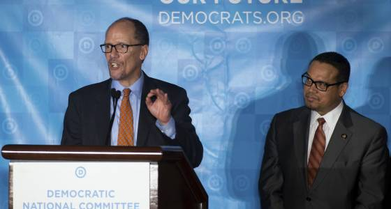 New DNC leader vows united Democrats will be Trump's nightmare