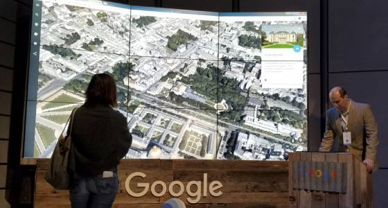 New Google Earth partners with BBC, NASA to offer exploration tools | Toronto Star