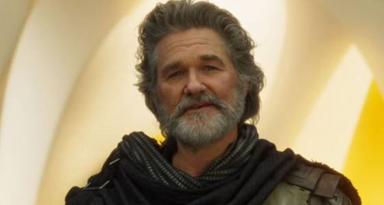New 'Guardians of the Galaxy Vol. 2' trailer features Kurt Russell