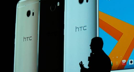 New HTC Phone Leaked Screenshot Features 'Edge Sense' That Suggests Buttonless Design
